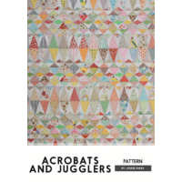 Acrobats and Jugglers Pattern