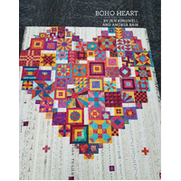 Boho Heart Booklet