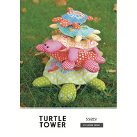 Turtle Tower Pattern