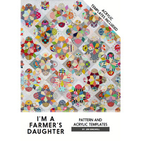 I'm A Farmer's Daughter Pattern & Acrylic Templates (ATI)