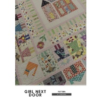 Girl Next Door Pattern