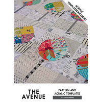 The Avenue Pattern & Acrylic Templates (ATI)
