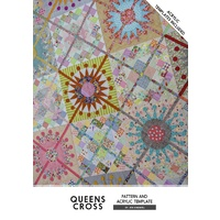 Queens Cross Patter & Acrylic Templates (ATI)