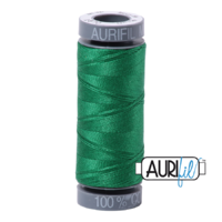 Aurifil 28wt Cotton Mako' 100m Spool - 2870 - Green