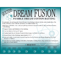 Fusion Natural Cotton Request Craft