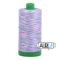 Aurifil 40wt Cotton Mako' 1000m Spool - 4647 - Barrylicious