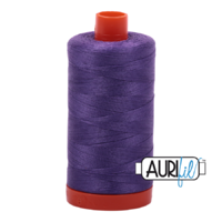 Aurifil 50wt Cotton Mako' 1300m Spool - 1243 - Dusty Lavender