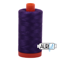 Aurifil 50wt Cotton Mako' 1300m Spool - 2545 - Medium Purple