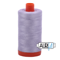 Aurifil 50wt Cotton Mako' 1300m Spool - 2560 - Iris