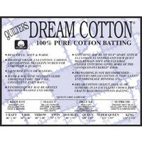 Cotton Deluxe Natural Queen Roll