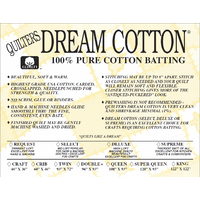 Cotton Supreme Natural Queen Roll